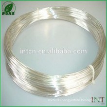 Jewelry Findings wire high purity silver 99.99 gauge10 wire