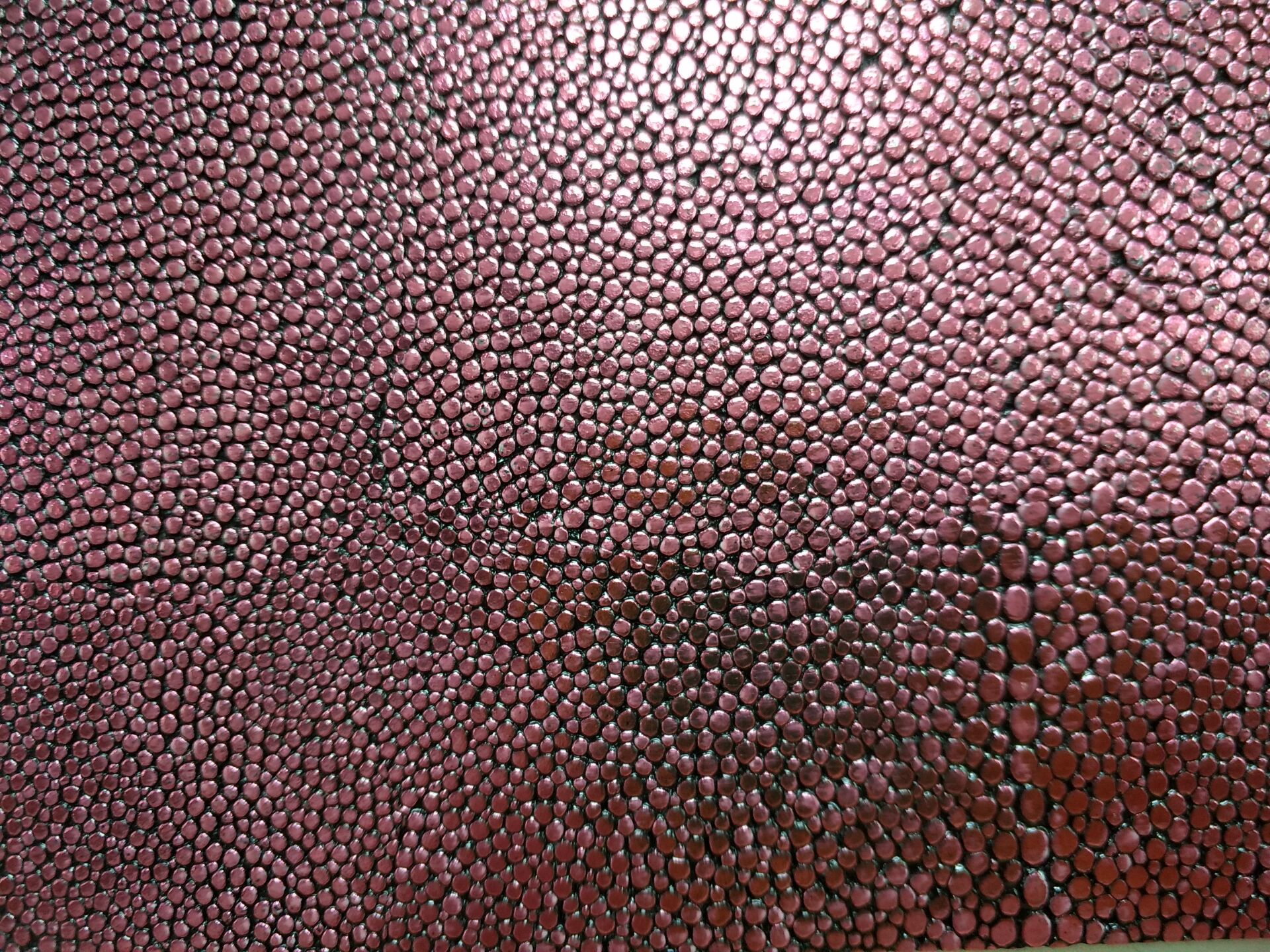 Snake Scale Pattern Artificial Leather