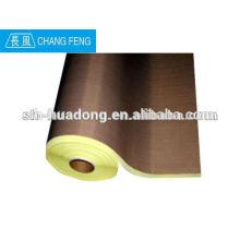 Tissu adhésif de fibre de verre PTFE