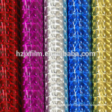 Polyester holographic Christmas metallized film