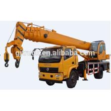 Camión de la grúa móvil de Dongfeng de la impulsión 4x42 / camión de elevación / grúa del camión con capacidad de elevación 16T