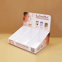 Coffee Cash Register Folding Table Display Paper Stand