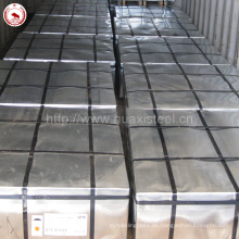 Dull Fertig / Helle Oberfläche Kaltgewalzter Stahl in Blatt für Elektroventilator