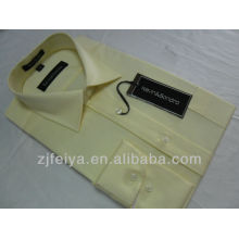 2013 новая мода хлопок мужчины платье бизнес рубашка приталенный Fit рубашки для мужчины длинный рукав FYST03-Л