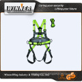 Professional life protection rock climbing harness