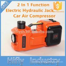 HF-370 Auto Elektrischer Wagenheber Elektrischer Flaschenheber Bodenheber Reparaturwerkzeug