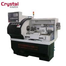 máquina de corte del metal del círculo del torno del fanuc CK6132A