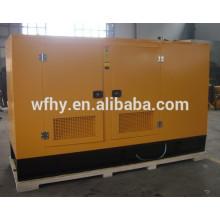 Бесшумный генератор мощности 200 кВт