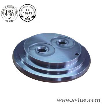 Tipo de botón disco de metal, aproximadamente 1,9 mm con rosca tipo remache Insertar 10 # -24 rosca