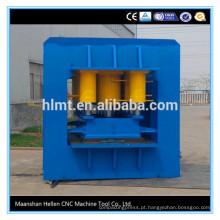 Alta qualidade woodworking porta pele máquina de imprensa frio