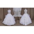 Bling Crystal Beaded Wedding Dress