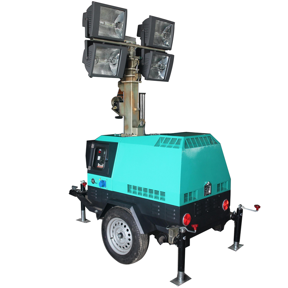 Light Tower Generator For Sale