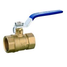 J2033 Brass ball valve CW617N ball valve