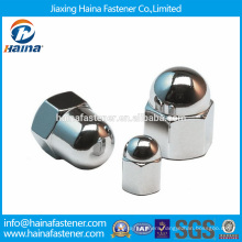 Supply M12 Stainless Steel Hex Domed Acorn Nut