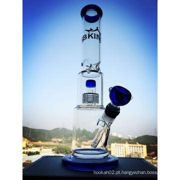 Tubulação de água de vidro Borosilicate de alta qualidade dos 47cm