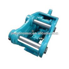 Acoplador Rápido Hidráulico, mini acoplamento de conector rápido para Kobelco Kato Doosan ATLAS Case XCG Sunward Escavadeira