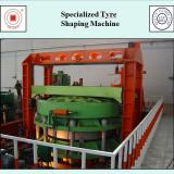 Specialized Tyre Shaping Machine