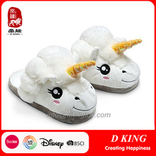 Cool Stuffed Unicorn Animals Dearfoam Slippers Toy