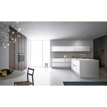 Küchenmöbel MDF Küchenschrank mit vorgeschnittenen Granit Arbeitsplatten