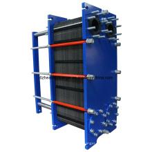 Intercambiador de calor de placas para calefacción solar (igual M10 / M15)