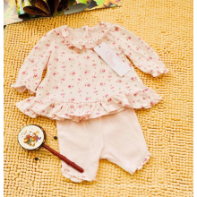 Children'S Split Suit Thin Section Casual Knit