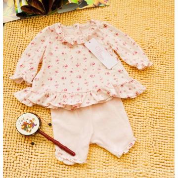 Children'S Split Suit Thin Section Casual Knit