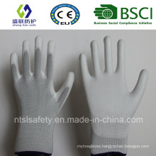 Nylon PU Top Fit Glove (SL-PU201W)