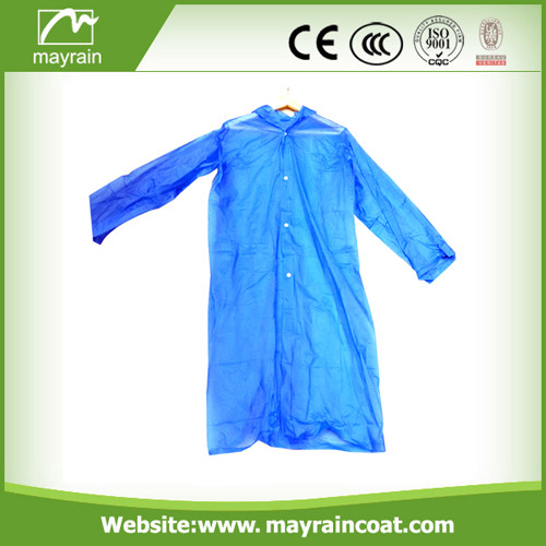 Disposable Child PE Raincoat