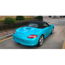 Película de color de envoltura de vinilo para automóvil