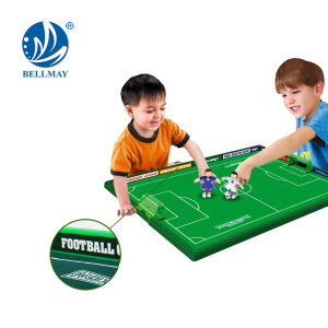 New&Funny 2 in 1 finger football league champions soccer football table game