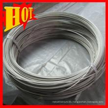 Gr7 Titanium Spool Wire con precio de fábrica
