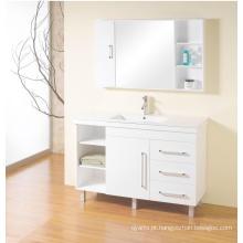 Novo design Móveis de casa de banho Piso de banho Vanity