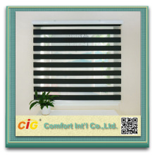 Ready made Curtain 100% Polyester Zebra Window Curtain