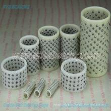 6-8020-82 jaula de bolas de acero, FZH-3260 Moldes Retenedores de bolas de ensamblaje, Retenedor de rodamiento de bolas Guía de casquillos
