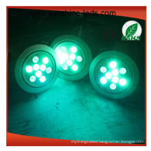Red/Blue/Green/Yellow/White Color for LED Downlight