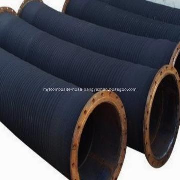 Common Steel Flanged Sludge Suction Hose