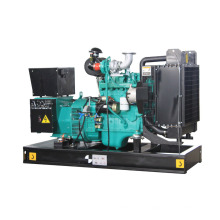AC33 alimenté par cummins 1800 rpm génératrices diesel industrielles à vendre