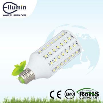 LED smd 5050 e27 теплый белый