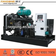 Groupe électrogène diesel ouvert de 24kw refroidi à l'eau moteur Yangdong Y4102G