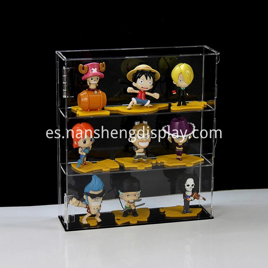 Acrylic Toy Display