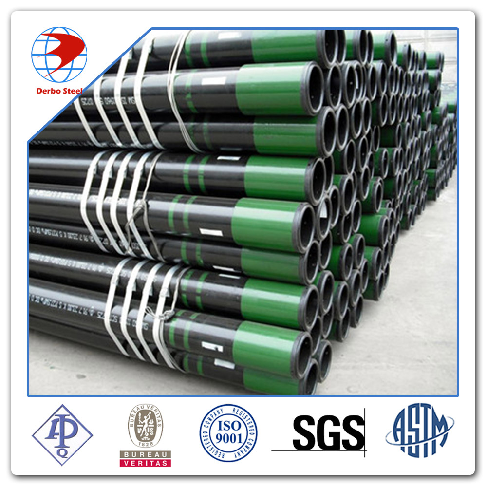 China Octg Steel Pipe, Octg Casing, Octg Tubing Manufacturer and