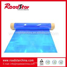 Rollos de PVC reflexivo micro-prismáticos