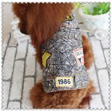 Pet Собака Кошка Мягкая Жан Джинсовой Куртки Пальто Одежда Щенок Собачка Одежды