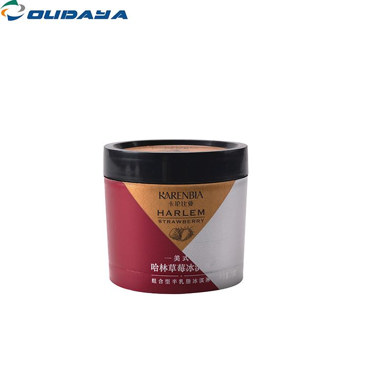 Pudding Cup With Lid