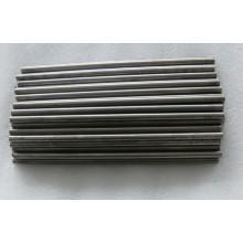 Densidade 19,2 g/cm3 polido hastes de tungstênio Diameter5 - 50mm