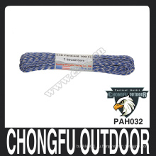Chrismas paracord 550-military 7 стренг паракорд 2мм 3мм 4мм