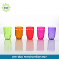 Candy-Colored Frosted Bathroom Gargle Cup