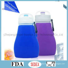 2017 Hot Sale Big Silicone Travel Mug for Promotion Scu05 (450ml)