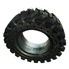 Neumático para minicargadora 445 / 65-24 con orificio lateral