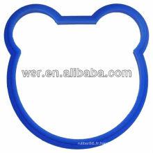 FDA / joint d'anneau de silicone de catégorie comestible